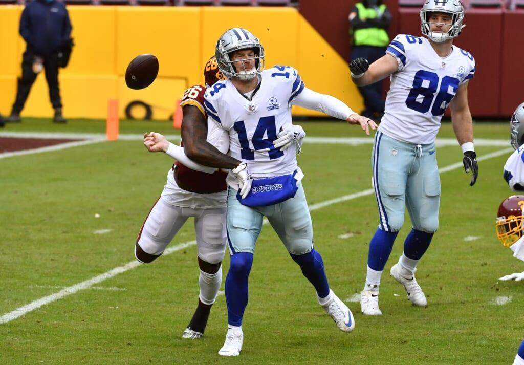 Dallas Cowboys rumors: Andy Dalton