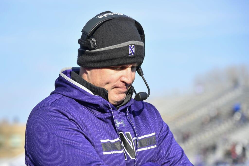 Bears news: Pat Fitzgerald as next head coach?