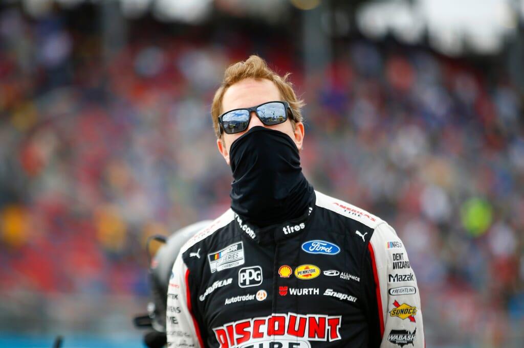 Brad Keselowski Daytona 500