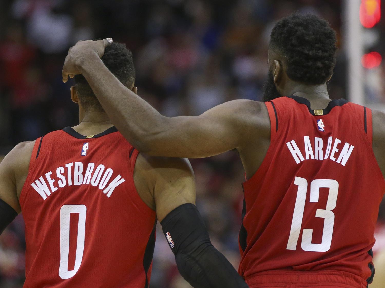 Rockets news: James Harden the reason Russell Westbrook ...