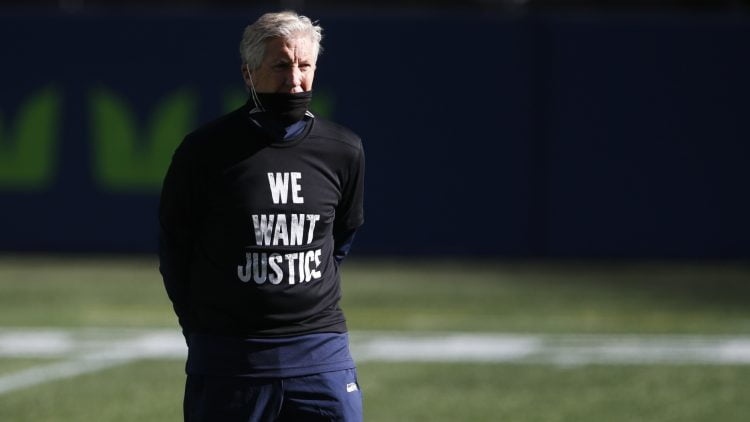 Seahawks HC Pete Carroll is landing a new contract