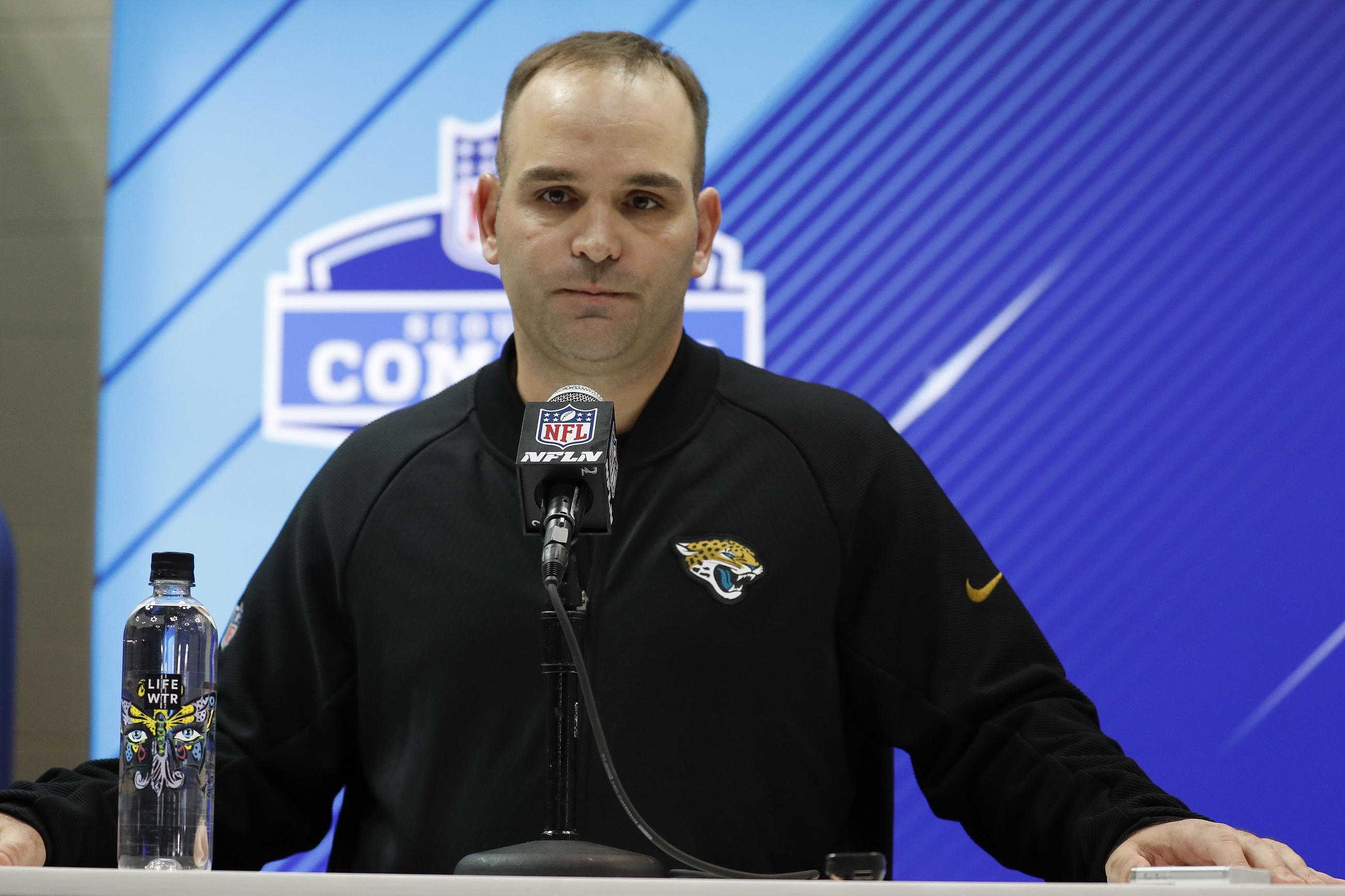 Jaguars news: Team fires general manager Dave Caldwell