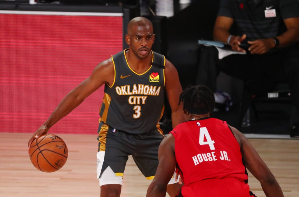 Chris Paul trade: Winners and losers