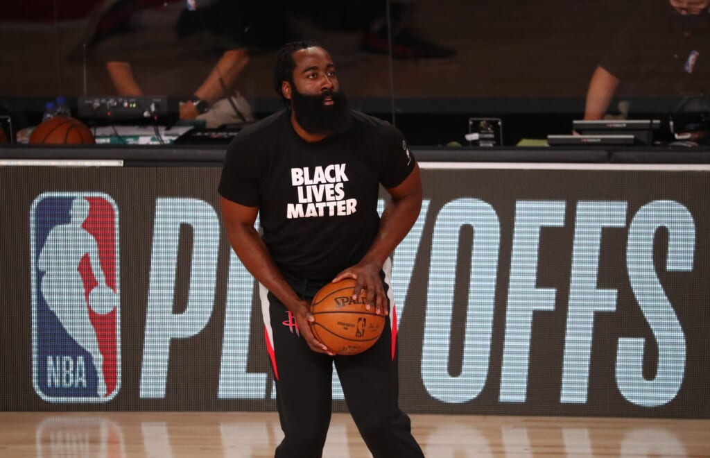 NBA rumors: James Harden trade