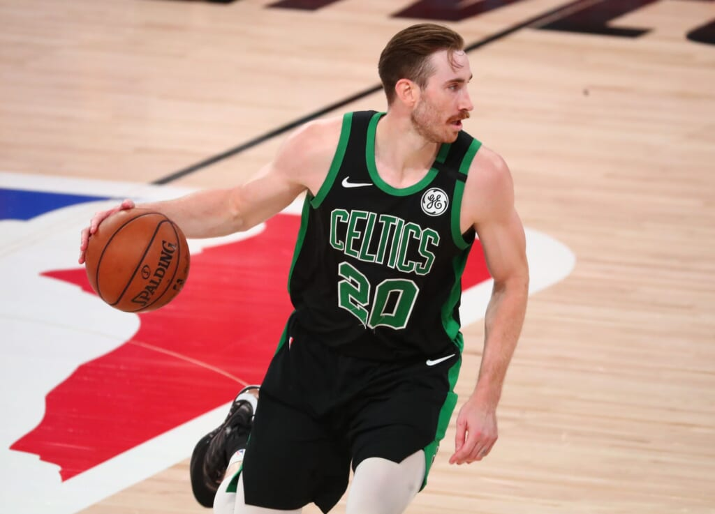 NBA news: Gordon Hayward injury