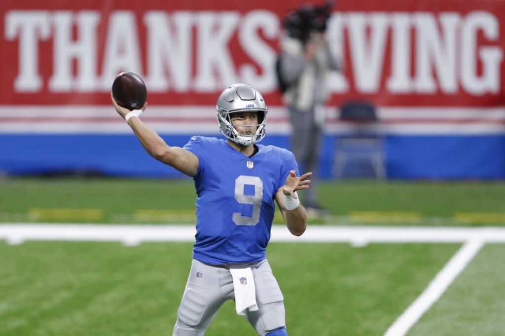 Matthew Stafford trade: Replacing Dak Prescott with Dallas Cowboys?