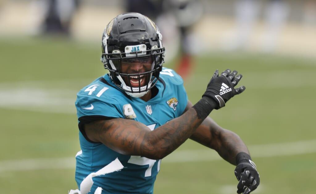 NFL top 100: Josh Allen, Jaguars
