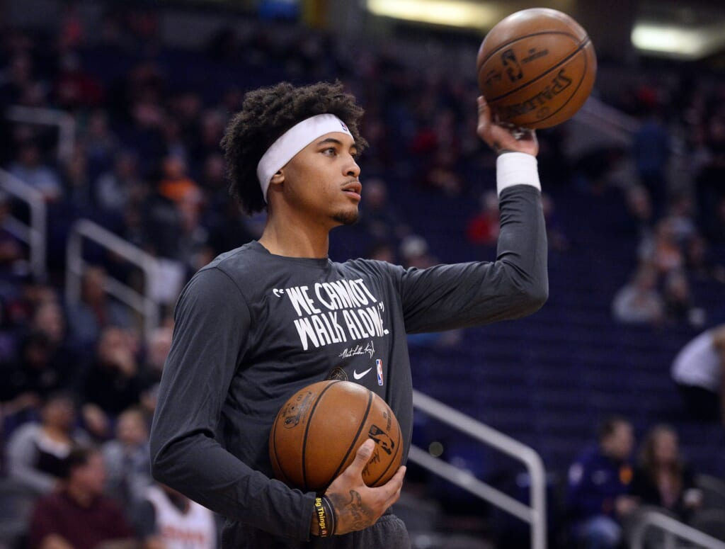 NBA trades: Warriors deal for Kelly Oubre