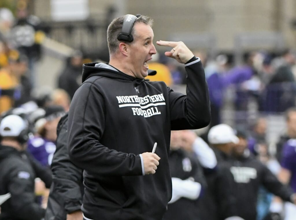 Jets Rumors: Pat Fitzgerald for HC?