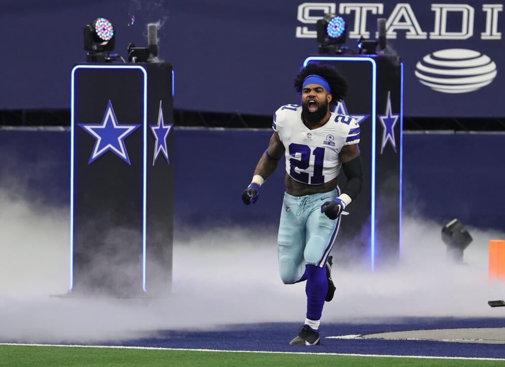 NFL injury report: Ezekiel Elliott: Week 16