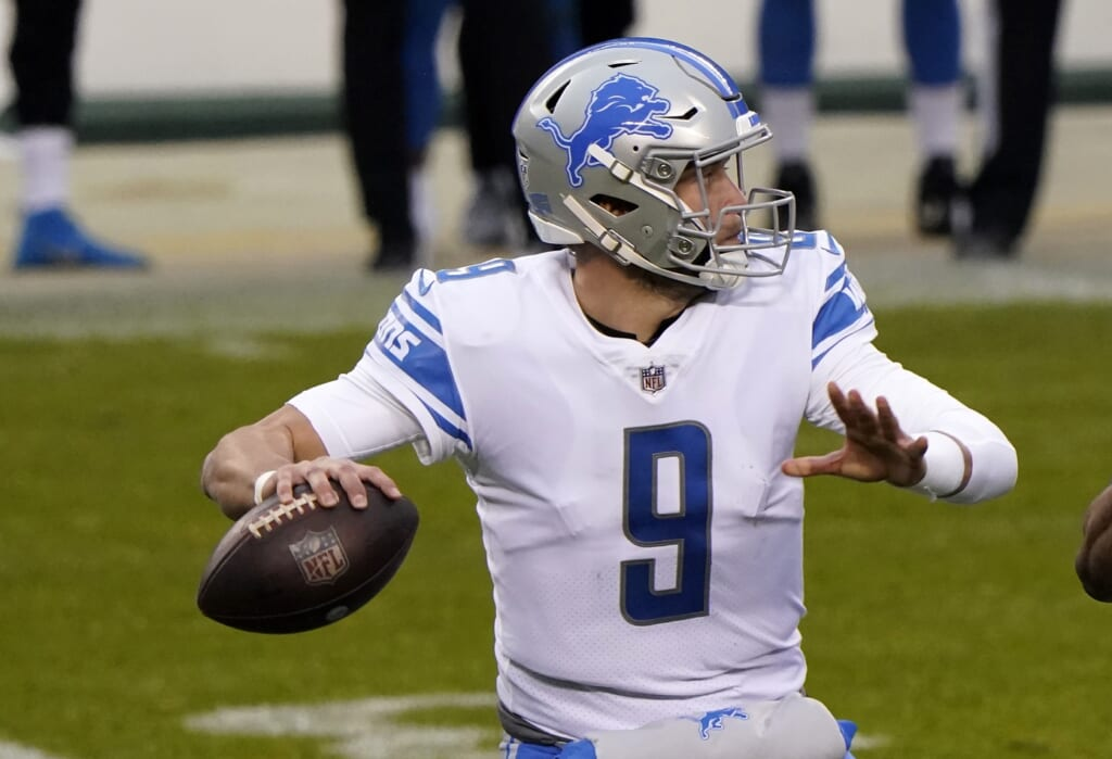 NFL rankings: Detroit Lions