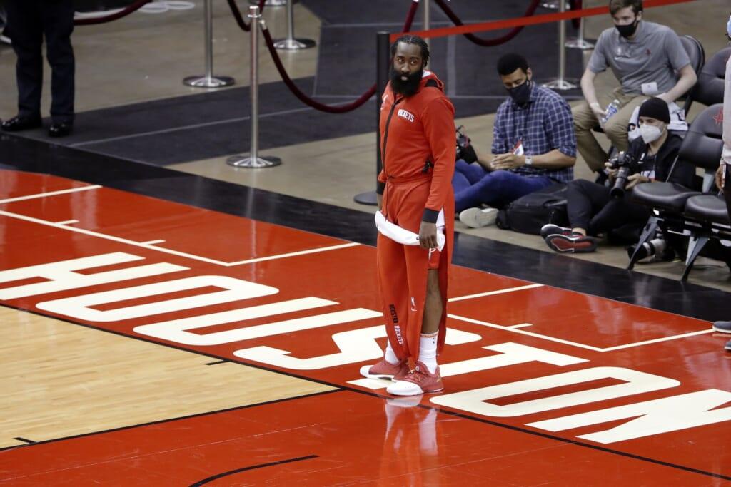 NBA rumors: James Harden trade