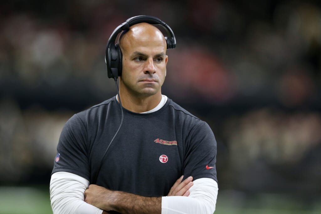 49ers rumors: Robert Saleh