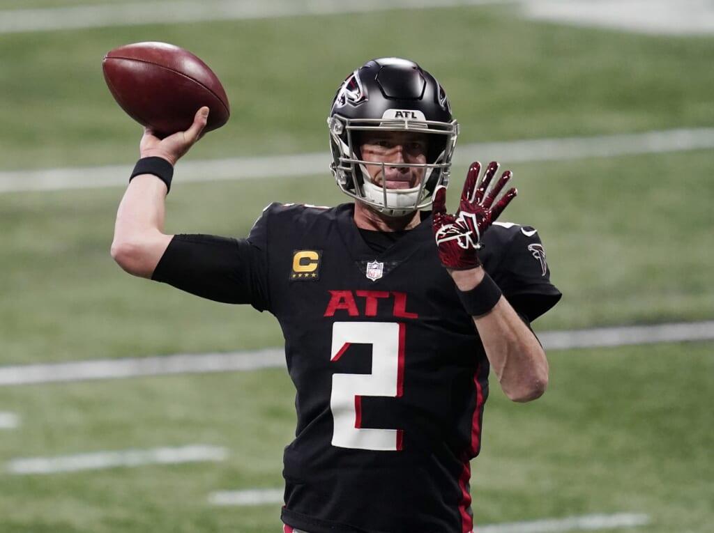 NFL Draft 2021: Could Zach Wilson spark a Matt Ryan resurgence?