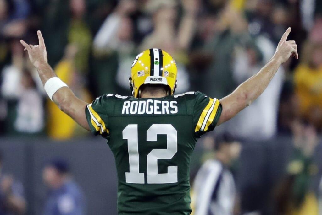 NFL MVP: 2014: Aaron Rodgers