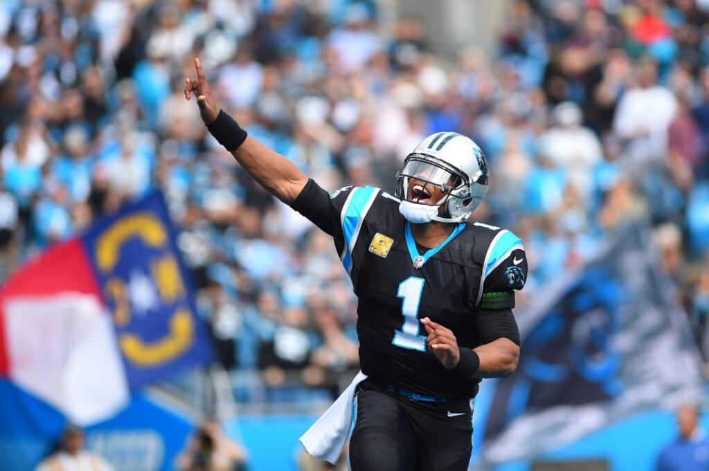 NFL MVP: Cam Newton: 2016