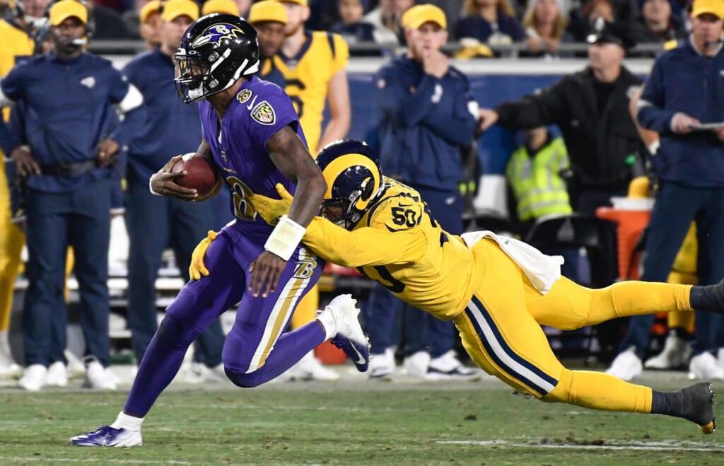 NFL MVP: Lamar Jackson: 2019
