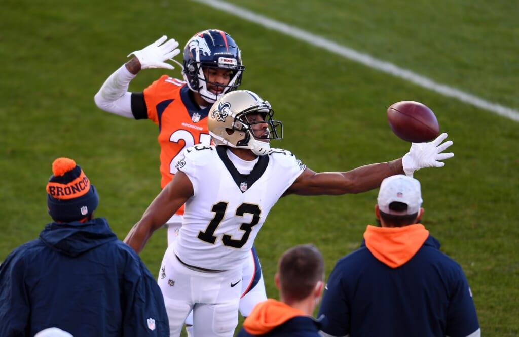 NFL injury news: Michael Thomas