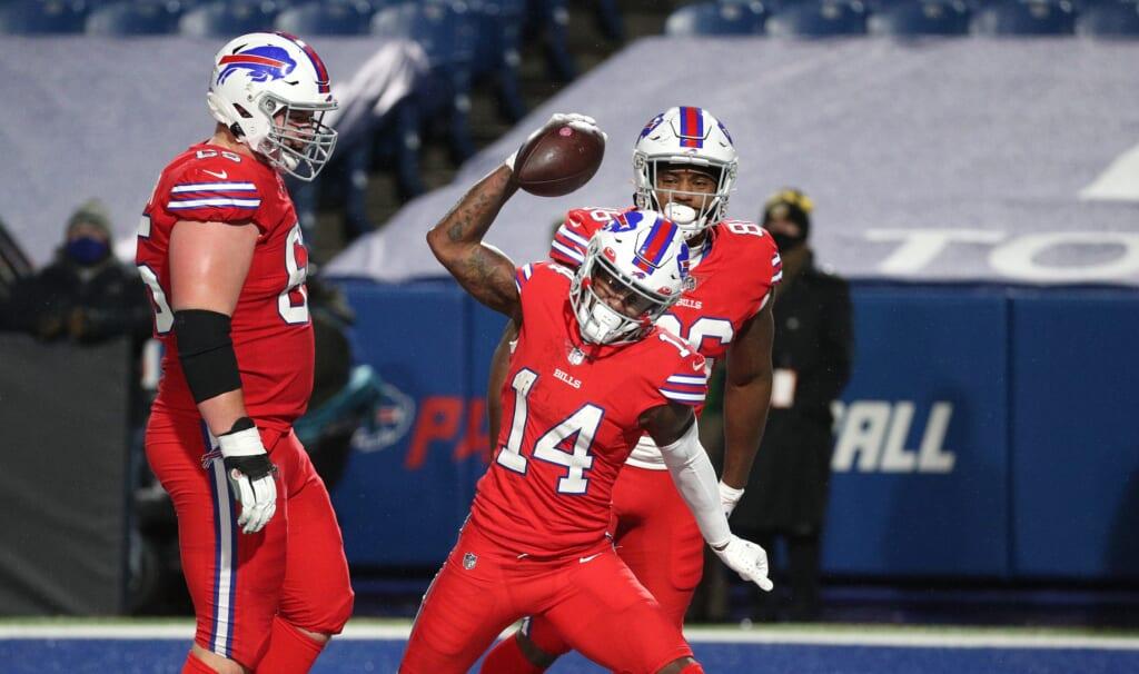 NFL injury report: Week 16: Stefon Diggs