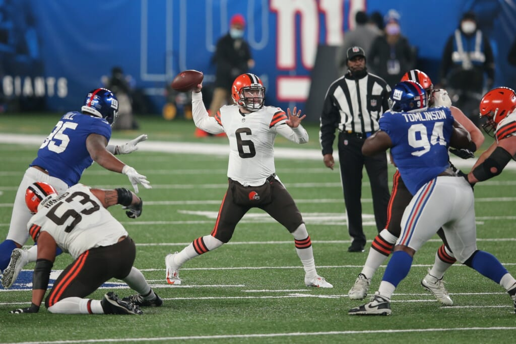 NFL power rankings: Week 16: Cleveland Browns