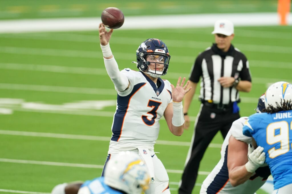 NFL power rankings: Week 17: Drew Lock