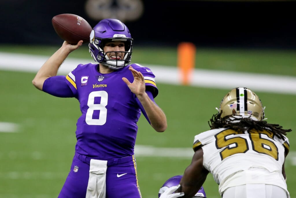 NFL power rankings: Minnesota Vikings