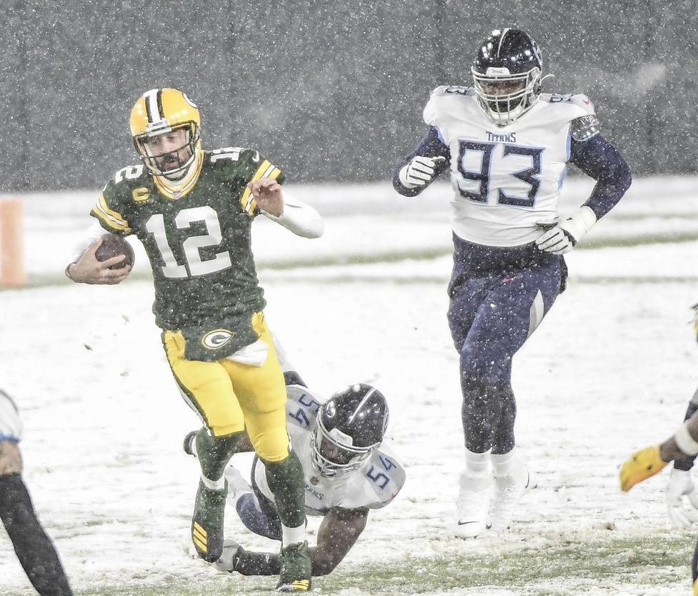 NFL power rankings: Week 17: Green Bay Packers