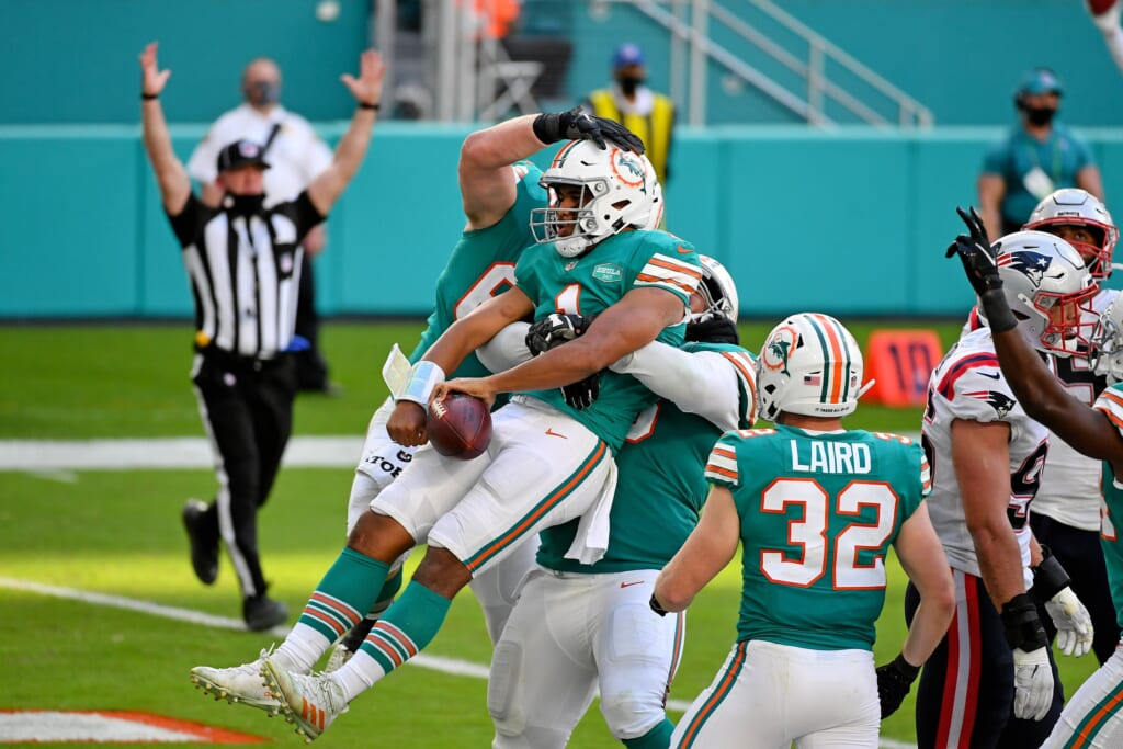 NFL power rankings: Miami Dolphins