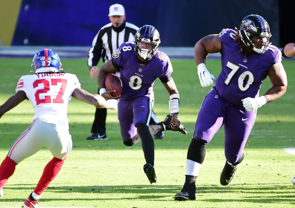NFL power rankings: Week 17: Baltimore Ravens