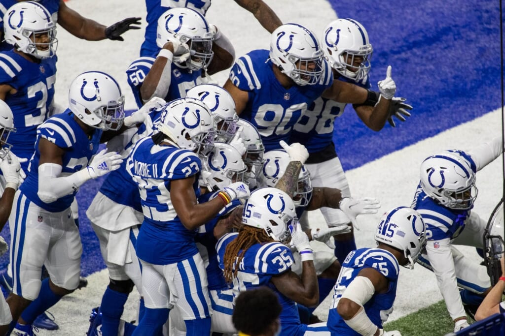 NFL defense rankings: Indianapolis Colts