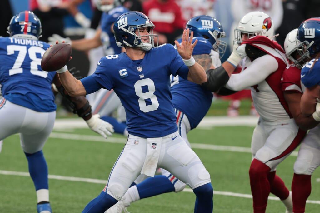 NFL injury report: Daniel Jones: Week 16