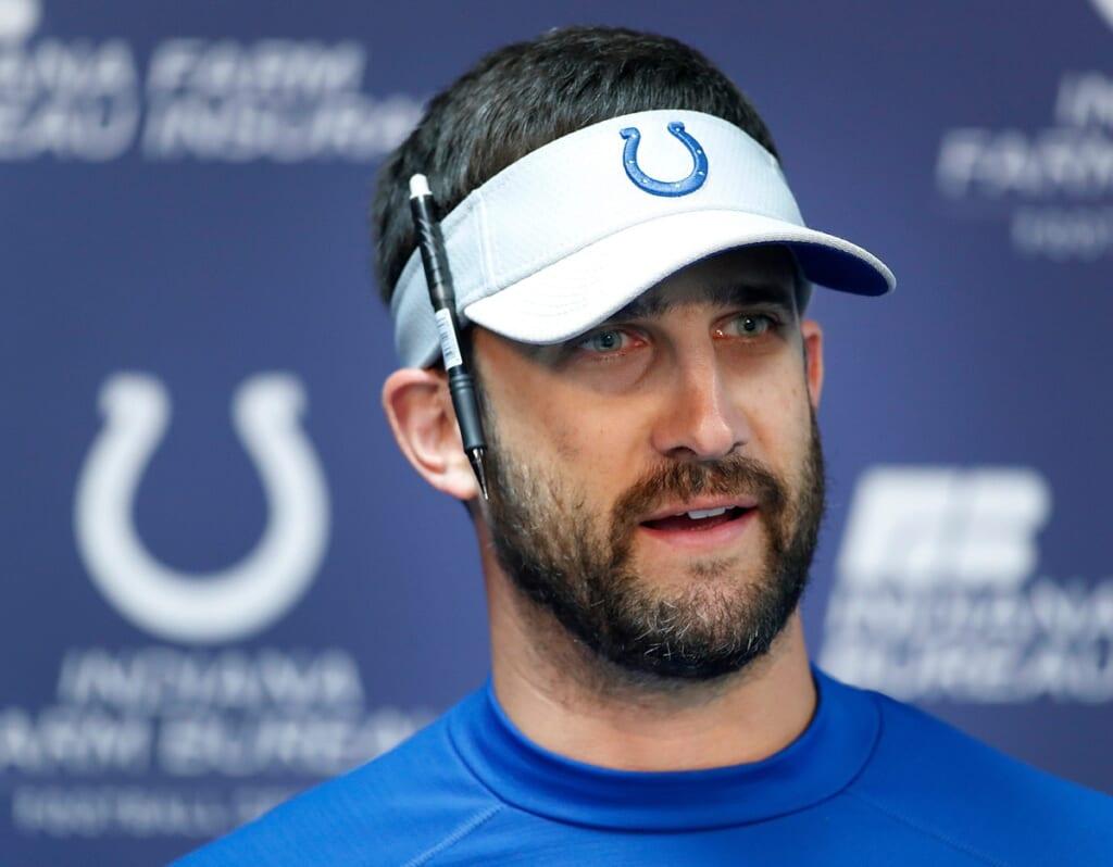 NFL head coach candidate: Nick Sirianni