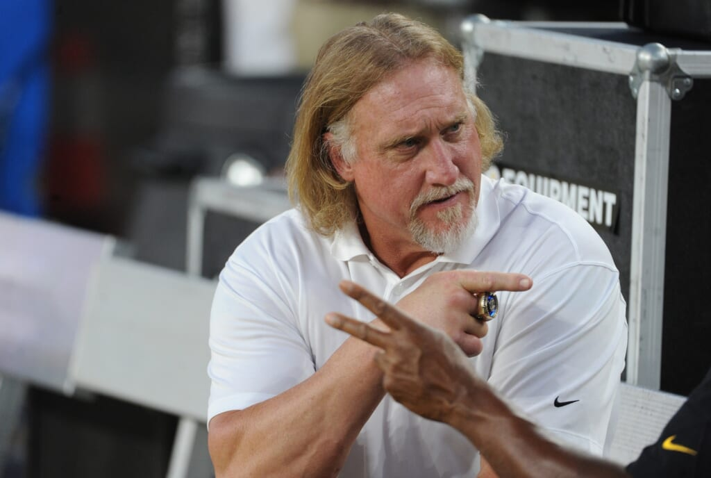 Hall of Famer Kevin Greene dies at 58