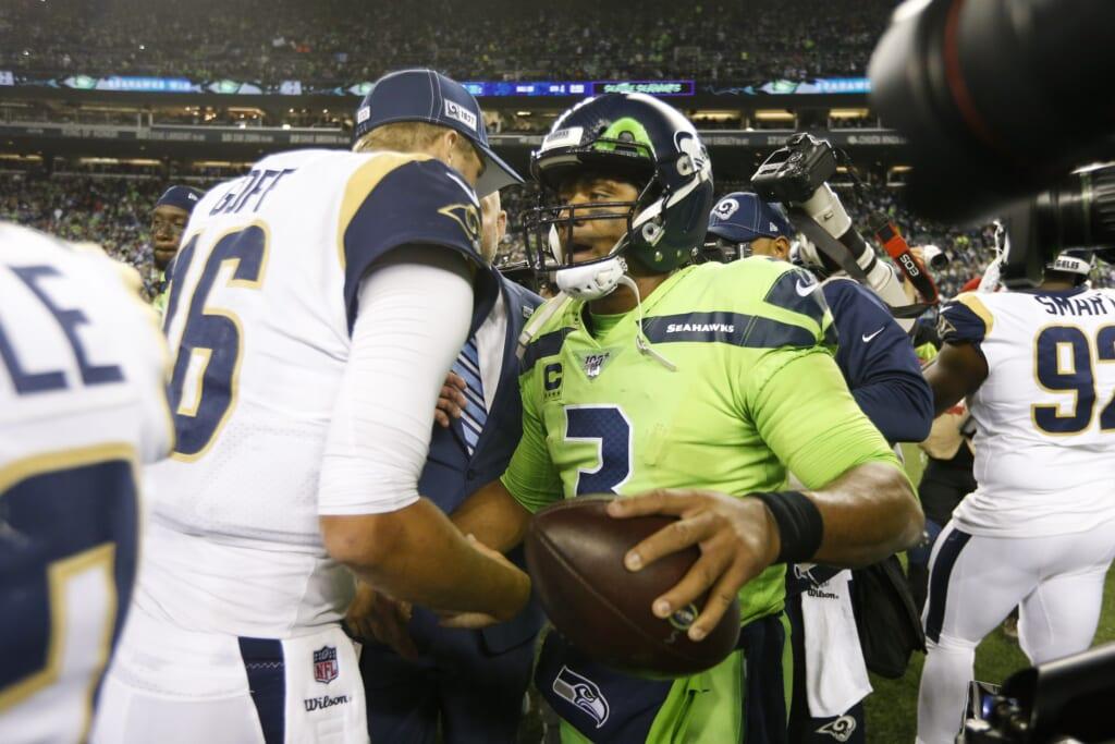 NFL Week 16: Rams-Seahawks