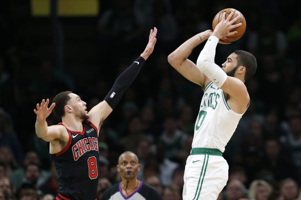 Chicago Bulls worst loss, Boston Celtics