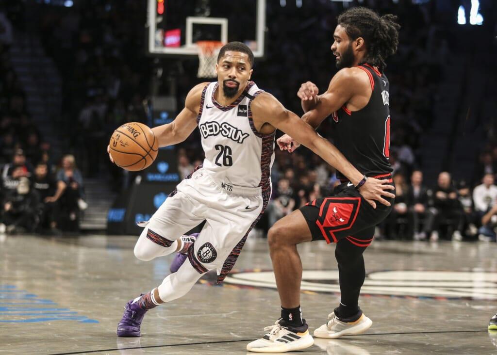 NBA rumors: Spencer Dinwiddie injury, Nets trade options