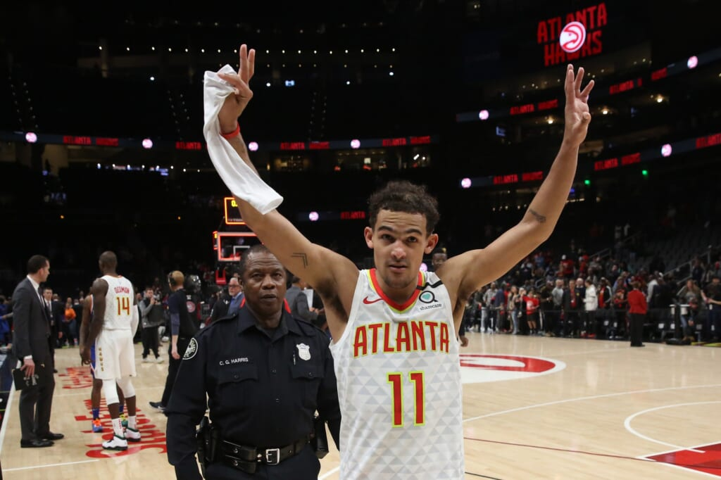 NBA contracts: Trae Young