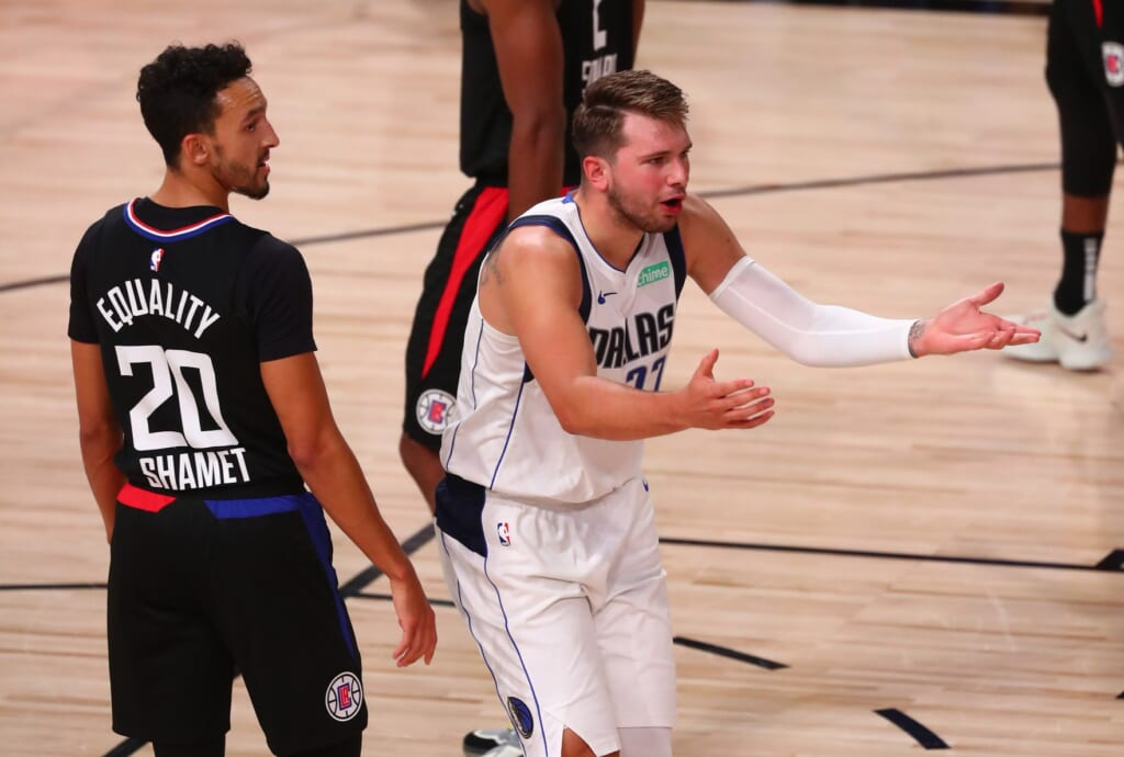 NBA contracts: Luka Doncic