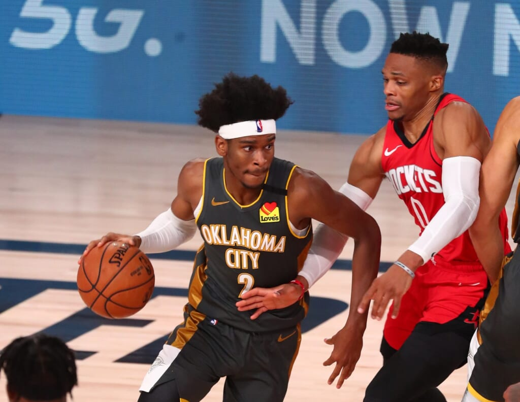 NBA power rankings: Oklahoma City Thunder