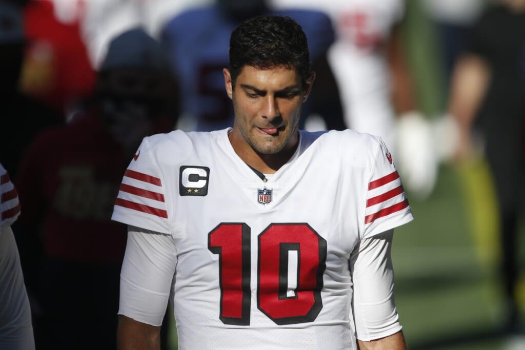 NFL rumors: San Francisco 49ers offseason: Jimmy Garoppolo
