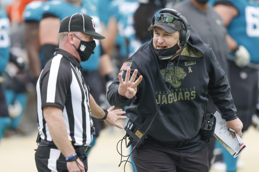 NFL Week 15: Jaguars-Ravens