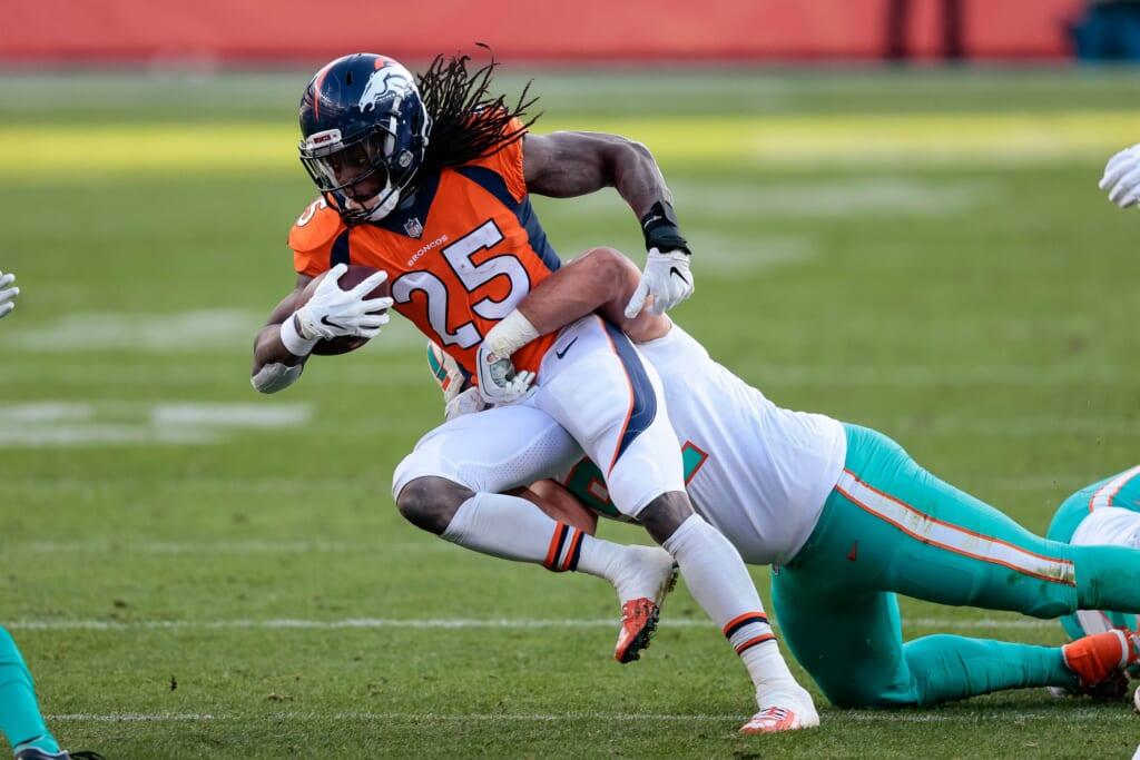 Denver Broncos rumors: Melvin Gordon