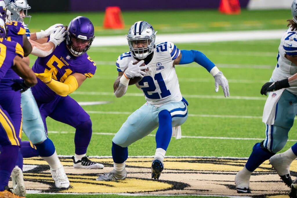 NFL trades: Could the Cowboys trade Ezekiel Elliott?