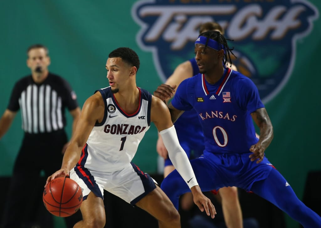 2021 NBA Mock Draft: Jalen Suggs