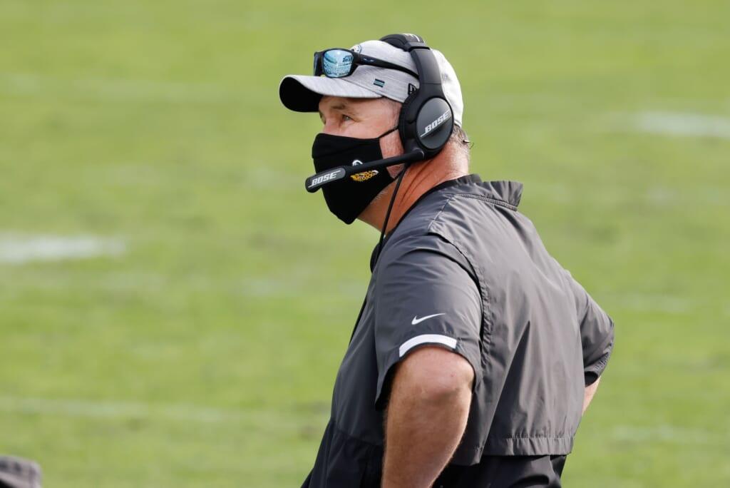 NFL coaches fired: Doug Marrone: Jacksonville Jaguars