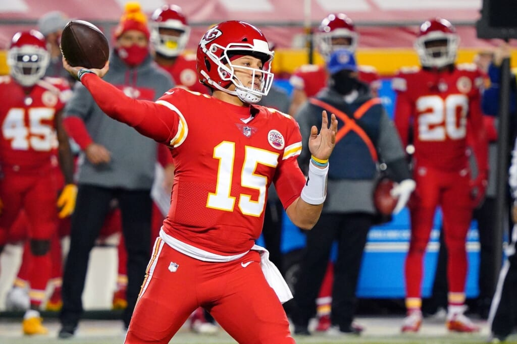 NFL Week 17 points spread: Chargers-Chiefs