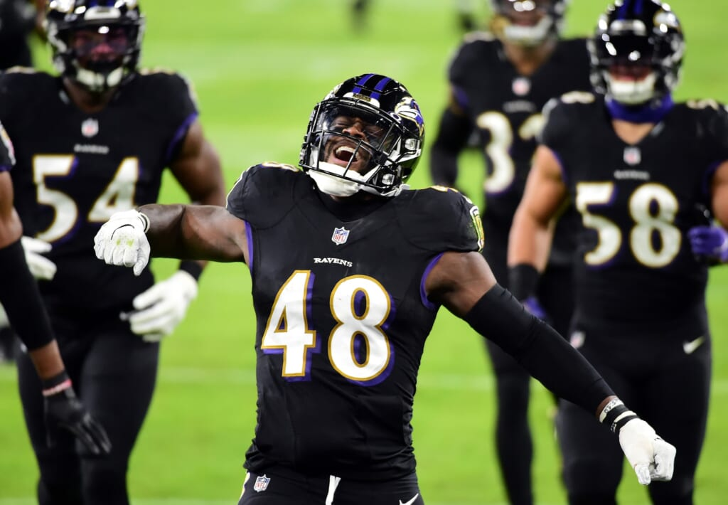 NFL Rookie of the Year: Patrick Queen