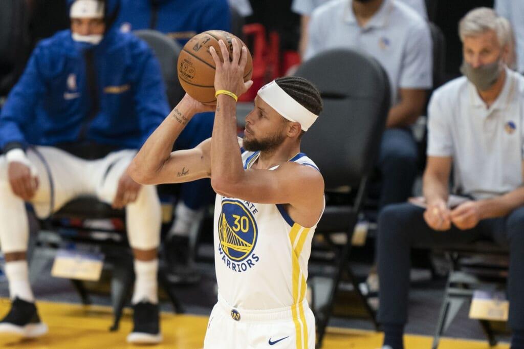 NBA MVP: Stephen Curry