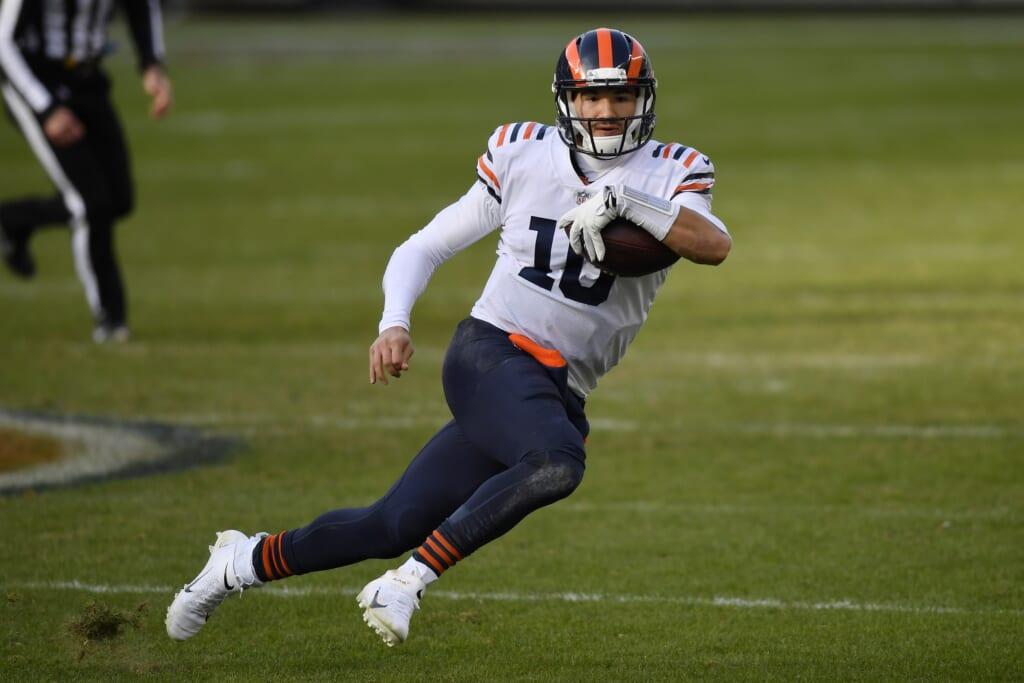 NFL Week 15: Bears-Vikings, Mitchell Trubisky