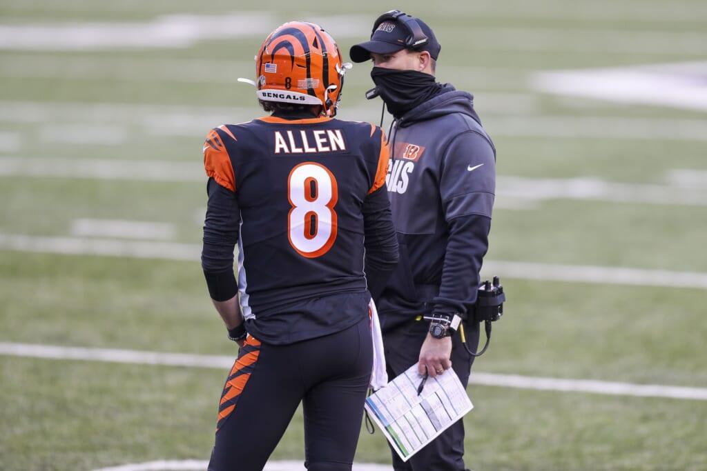 NFL Week 15: Steelers-Bengals, Brandon Allen